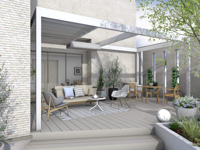 ノルディック ガーデンプラン1