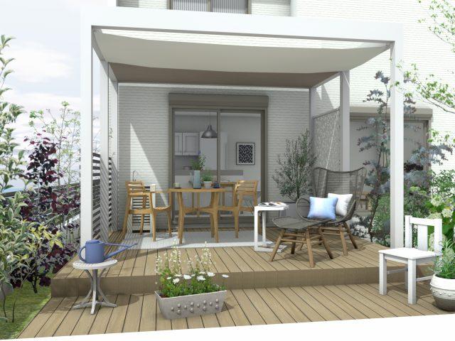 ノルディック ガーデンプラン3