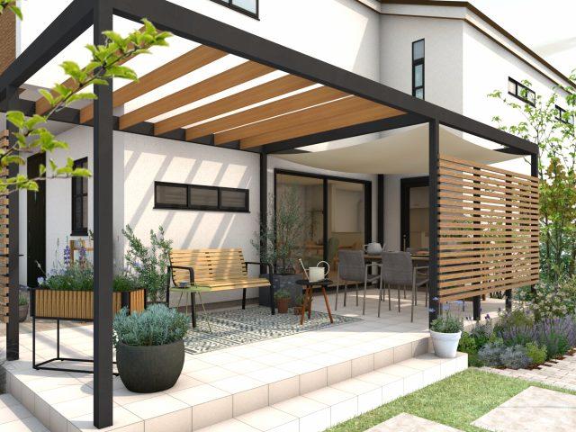 オーガニック ガーデンプラン1