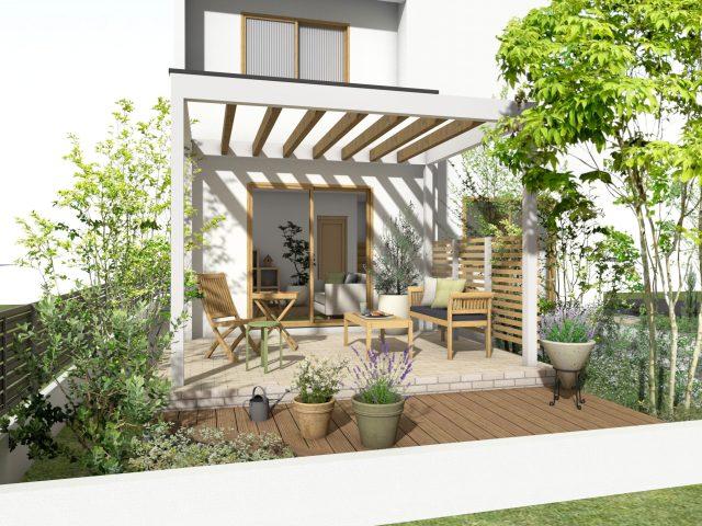 オーガニック ガーデンプラン2