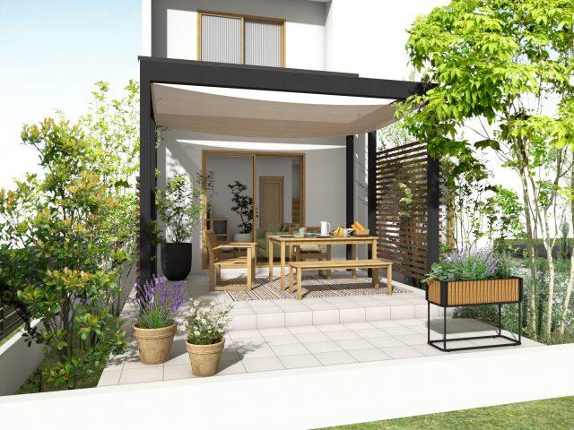 オーガニック ガーデンプラン3