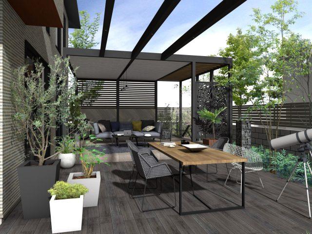 アーバン ガーデンプラン1